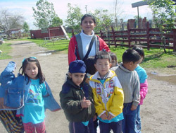 Village Montessori - The Outdoors